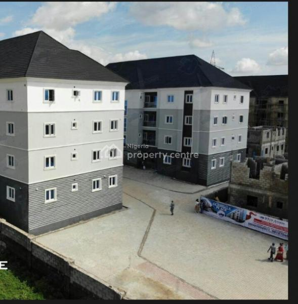 for Sale Newly Built 4 Bedroom Block of Flat Serviced, Wuye, Abuja, Flat for Sale