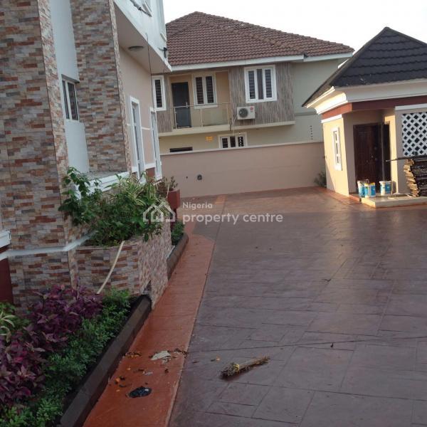 Well Finished 4 Bedroom Semi Detached Duplex with Bq, Osapa, Lekki, Lagos, Semi-detached Duplex for Sale
