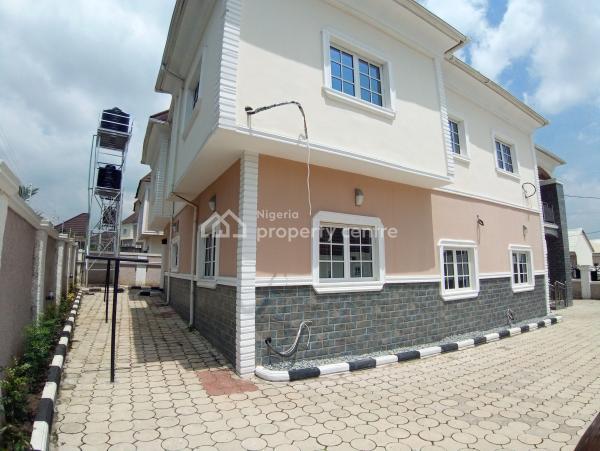 Luxury 4 Bedroom, Beside Hall 7 Estate, Life Camp, Gwarinpa, Abuja, Detached Duplex for Sale