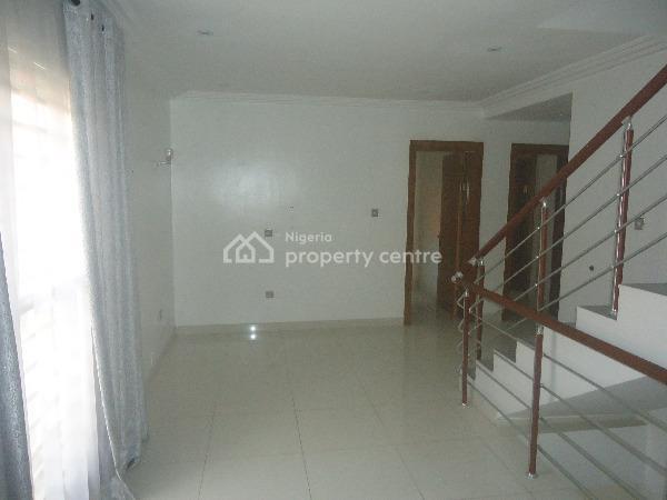 Tastefully Finished 4 Bedroom Semi Detached Duplex with a Room Bq, Lekki Phase 1, Lekki, Lagos, Semi-detached Duplex for Sale