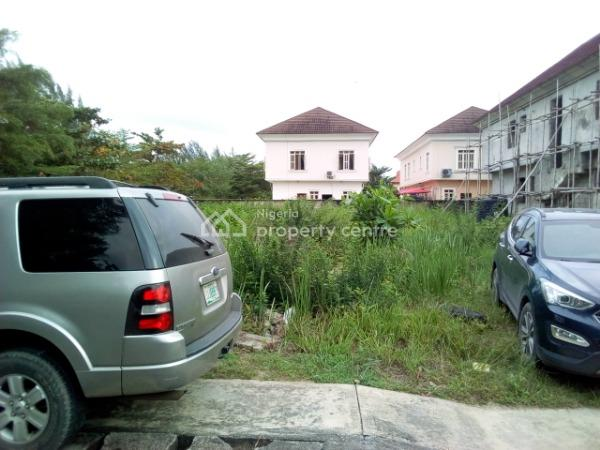 2000 Sqm Residential Land in a Secure and Gated Estate, in a Gated Estate Chevron Drive, Lekki Phase 2, Lekki, Lagos, Residential Land for Sale