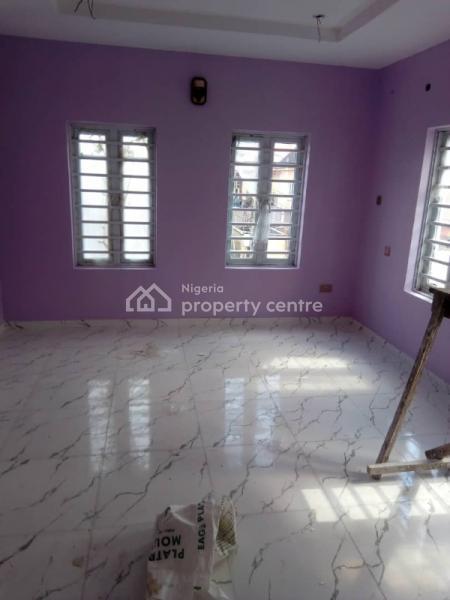 Luxry 2 Bedroom Flats Newly Built, Dapo Ajishafe Close Off Elere Road, Oko-oba, Agege, Lagos, Flat for Rent