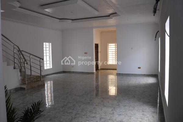 Brand New and Superbly Finished 5 Bedroom Fully Detached House with Boys Quarter, Lekki Palm City Estate, Ado, Ajah, Lagos, Detached Duplex for Sale
