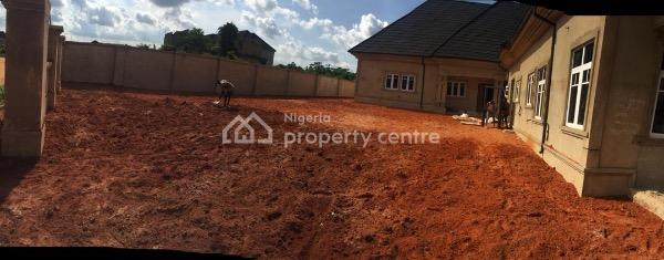 Four Bedroom and 2 Nos Three Bedroom Flat L Shaped Building, Amagba, Benin, Oredo, Edo, Block of Flats for Sale