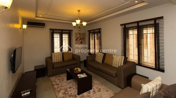 Two (2) Bedrooms Serviced Apartment, Opposite Naf Conference Centre,, Kado, Abuja, Flat for Sale