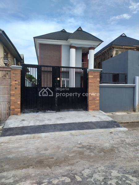 Luxury Built 5bedroom Duplex, Governors Road, Maplewood Estate, Oko-oba, Agege, Lagos, Detached Duplex for Sale