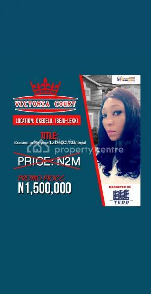 Dry Land, Ibeju Lekki, Ogogoro, Ibeju Lekki, Lagos, Residential Land for Sale