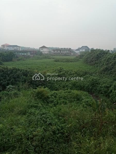 55 Acres of Bare Land, Airport Road, By Hajj Camp, Ikeja, Lagos, Mixed-use Land for Sale