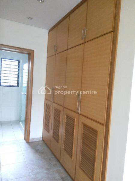 Super-luxury 4 Bedroom Serviced Terraced Duplex with a Room Bq,fitted Kitchen,swimming Pool, Gym, Banana Island, Ikoyi, Lagos, Terraced Duplex for Rent