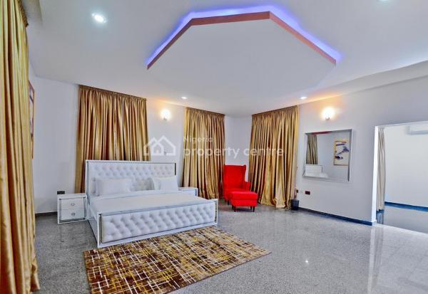 Izus Place Main, Vgc, Lekki, Lagos, Semi-detached Duplex Short Let