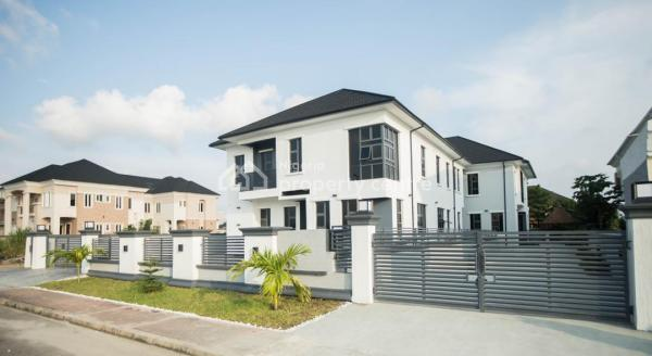 Beautifully Finished 4 Bedroom Detached Duplex with Bq, Ajah, Lagos, Detached Duplex for Sale