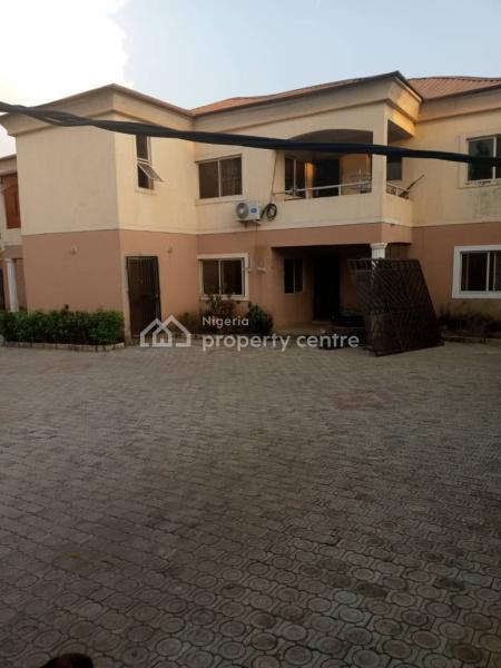 Spacious and Standard Room and Pailor, By Lento, Jabi, Abuja, Mini Flat for Rent