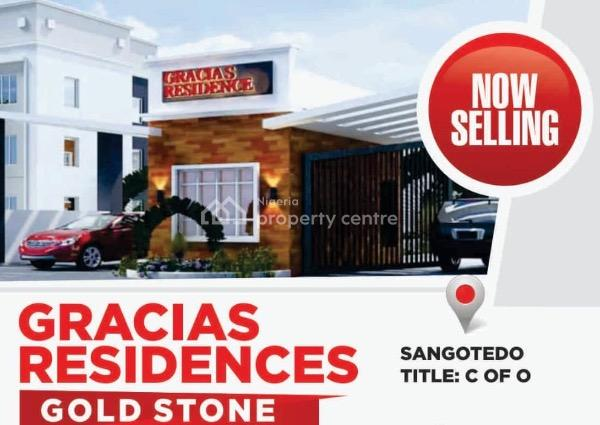 2 Bedroom Apartment, Off Monastery Road, Behind Novare Mall Shoprite Sangotedo, Lekki Expressway, Lekki, Lagos, Mini Flat for Sale
