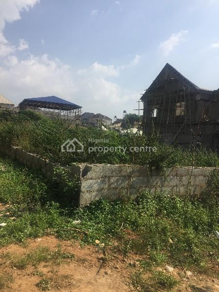 Buildable and Liveable with C of O Paid for 600sqm Land, Apo Resettlement E27 Cadastral Zone, Apo, Abuja, Residential Land for Sale