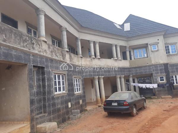 8 Units Fully Finished, One Bedroom Flat, E27 Cadastral Zone, Apo Resettlement, Apo, Abuja, Block of Flats for Sale