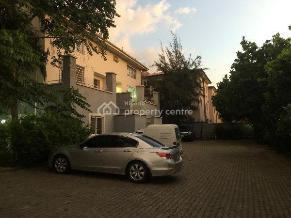 Luxury Four Bedroom Duplex, T.o Benson Street, Utako, Abuja, Terraced Duplex for Rent