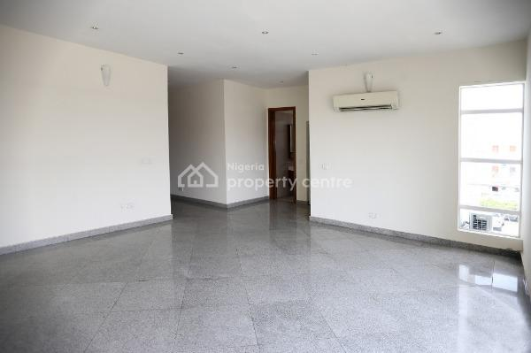 Serviced Luxury 3 Bedroom Apartment with 24hr Power Supply, Communal Pool and Gym, Banana Island, Ikoyi, Lagos, Flat for Rent