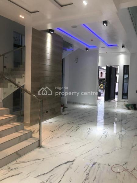 a Fantastic 6 Bedroom House with a Private Swimming Pool, Pinnock Beach Estate, Osapa, Lekki, Lagos, Detached Duplex for Sale