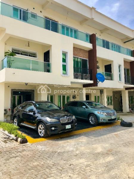Exquisite Mini Flat with Excellent Finishing, Chevron Drive, Lekki, Lagos, Mini Flat for Rent