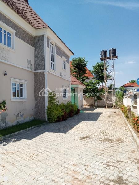 4 Bedroom Duplex with Bq, Ipent Estate, Gwarinpa Estate, Gwarinpa, Abuja, Detached Duplex for Sale