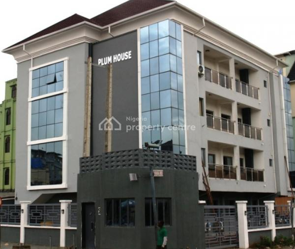 Brand New Office Space Measuring 188sqm per Floor, Old Yaba Road, Ebute Metta East, Yaba, Lagos, Office Space for Rent