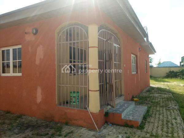 3 Bedroom Bungalow Shared Apartment, Behind Uba Pharmacy, Awoyaya, Ibeju Lekki, Lagos, Self Contained (single Rooms) for Rent
