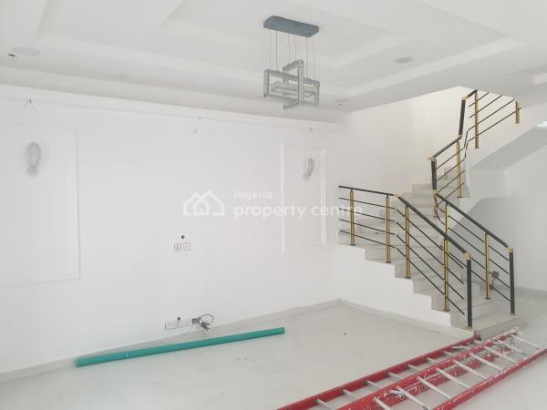 Well Finished 4 Bedroom Fully Detached Duplex, Chevron, Lekki, Lagos, Detached Duplex for Sale