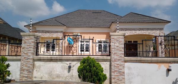a Standard 3 Bedroom Bungalow, 24, Sunshine Estate, Gwarinpa Estate, Gwarinpa, Abuja, Detached Bungalow for Rent
