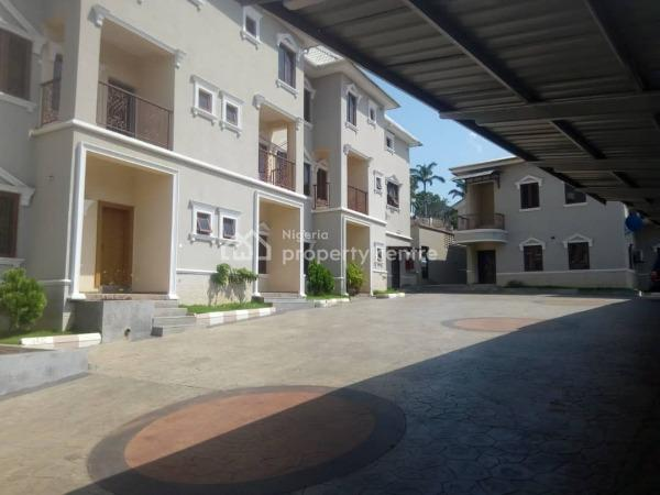 2 Bedroom Terraced Duplex, Maitama District, Abuja, House for Rent