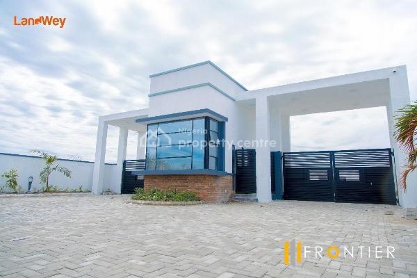 Frontier Estate Is a Luxurious Estate Which Provides Shopping Centres, Cctv, Portable Water, Recreational Centre, Pay & Build, Frontier Estate Is Located Inside Beechwood Estate with Close Proximity to Huge Developments Like Lakowe Lake & Resorts, Novare Mall, Proposed Site for The Lekki International Airport, Buy a Plot and Earn a Trip to Abroad, Pay Less Than The Market Value, Bogije, Ibeju Lekki, Lagos, Mixed-use Land for Sale
