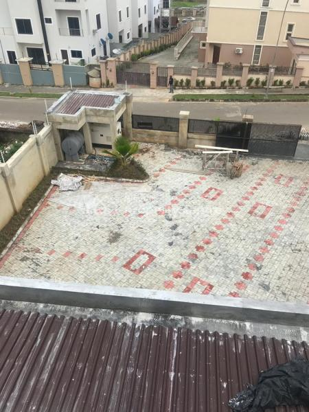 a Newly Built Luxury 5 Bedroom with 2 Sitting Room. All Rooms Are  Ensuite, Visitors Toilet. Chandeliers, Air Conditions, Guzape District, Abuja, Detached Duplex for Sale