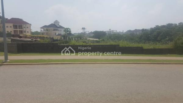Land Measuring 2500 in a Built Area, Guzape District, Abuja, Residential Land for Sale