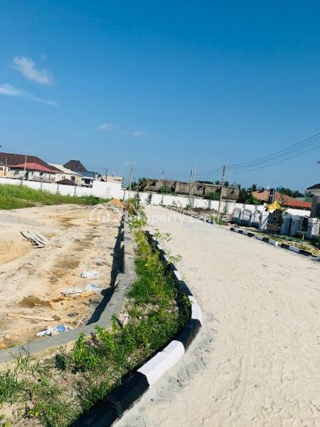 Residential Land in an Estate in Ajah with C of O, Adjacent Cooperative Villa Estate, Badore, Ajah, Lagos, Residential Land for Sale