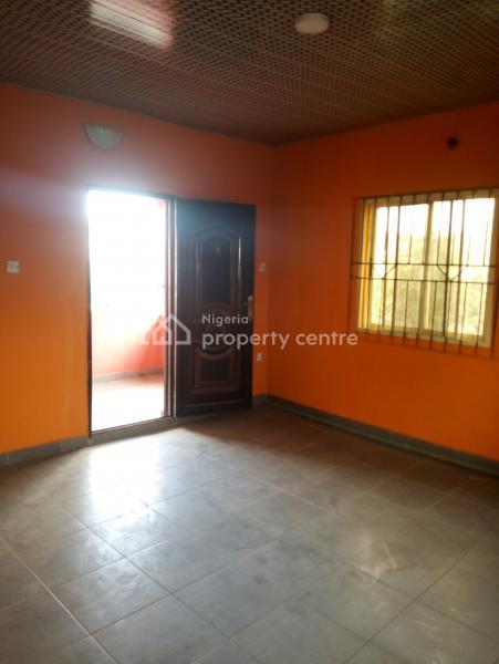 2 Bedroom Flat_upstairs, Beside Oando Station, Sangotedo, Ajah, Lagos, Flat for Rent