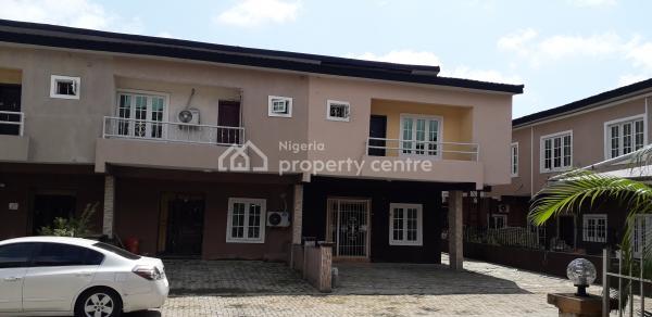 a Newly Finished Luxury 3 Bedroom Corner Piece Terraced Duplex, Road 13, Lekki Gardens Estate, Ajah, Lagos, Terraced Duplex for Rent