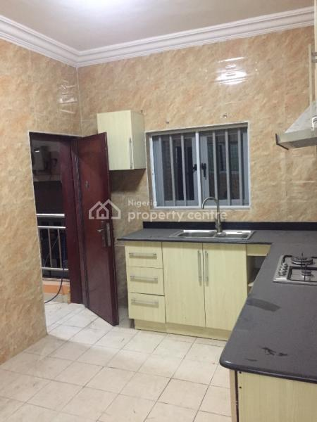 Luxury 3 Bedroom with Excellent Finishing, Chevy View Estate, Lekki, Lagos, Flat for Rent