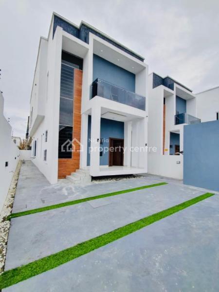 Most Premium and Affordable Fully Detached Duplex, Agungi, Lekki, Lagos, Detached Duplex for Sale