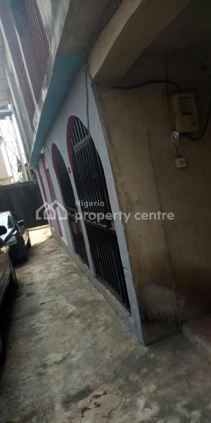 a Very Spacious 3 Bedroom Flat on with Wardrobes and Spacious Kitchen, Jibowu, U Turn Bus Stop, Abule Egba, Agege, Lagos, Flat for Rent