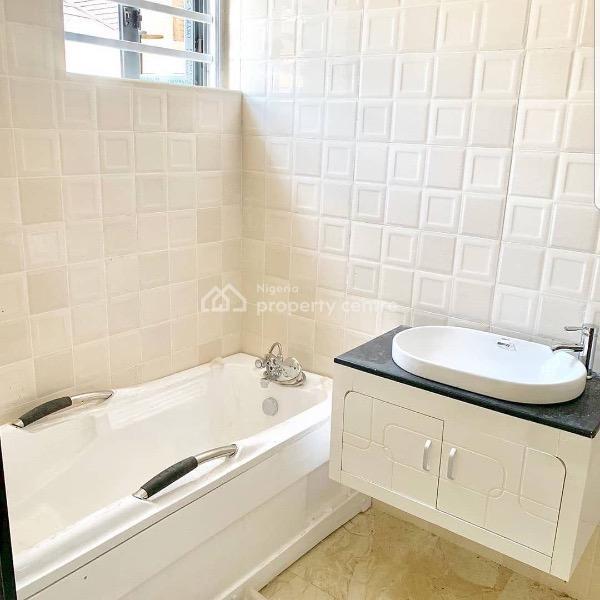 Luxury 4 Bedroom Terrace, G.r.a, Ikota Villa Estate, Lekki, Lagos, Terraced Duplex for Sale