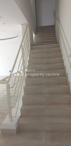 Brand New 4 Bedrooms Terraced Duplex with a Bq, Swimming Pool and Gym House, 3rd Roundabout, Ikate Elegushi, Lekki, Lagos, Terraced Duplex for Rent