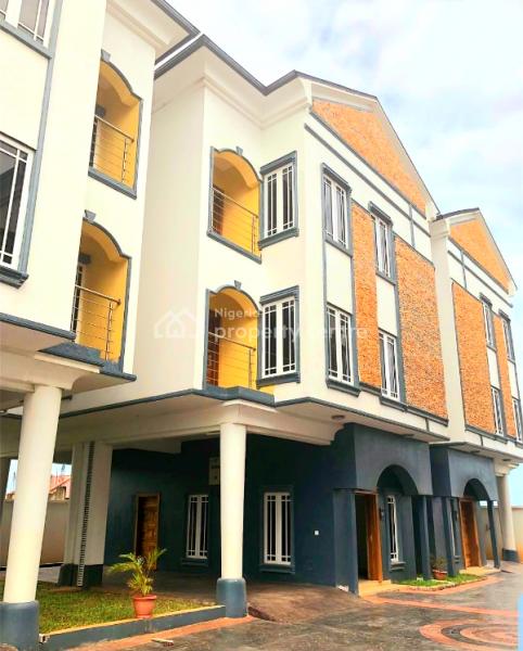 Brand New 4 Bedroom Terraced Duplex with Bq, 2nd Round About, Off Lekki Epe Expressway, Lekki Phase 1, Lekki, Lagos, Terraced Duplex for Rent
