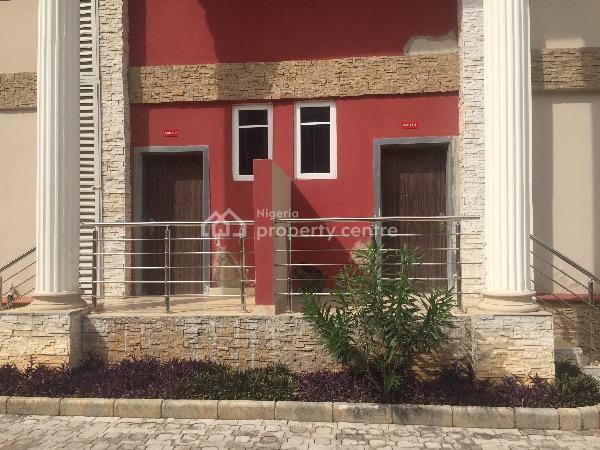 3 Bedroom Terraced Duplex with a Bq, Utako, Abuja, Terraced Duplex for Rent