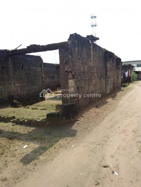 Full Plot of Land 60x120, Off U Turn Bus Stop Opposite Uba Bank, Abule Egba, Agege, Lagos, Land for Sale