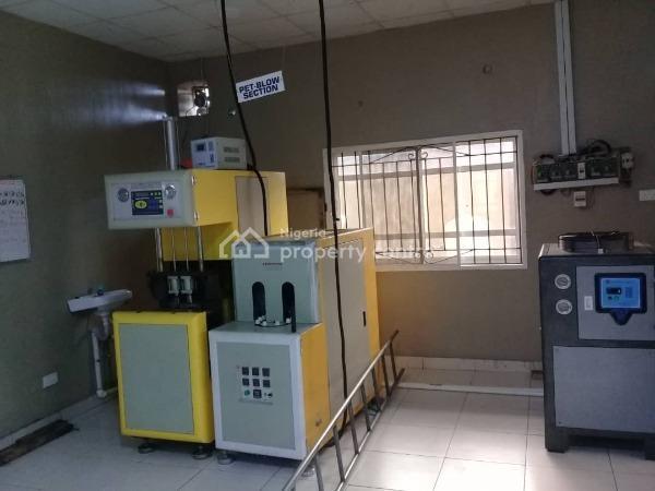 Modern Water Processing Factory, Ijaiye, Lagos, Factory for Sale