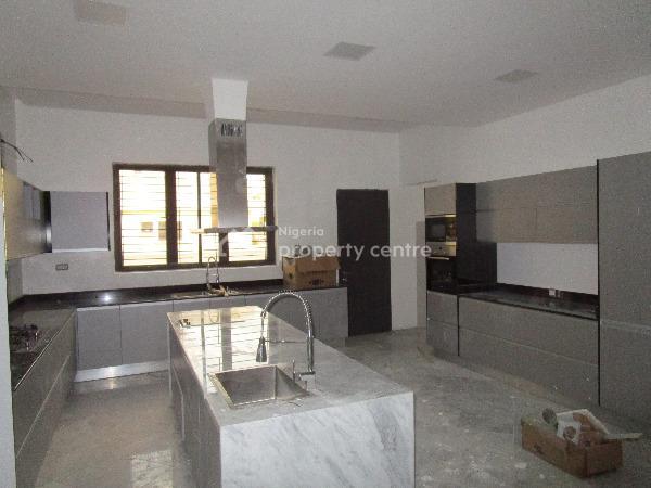 6 Bedroom Detached Duplex with a Room Bq and Excellent Facilities, Pinnock Beach Estate, Osapa, Lekki, Lagos, Detached Duplex for Sale