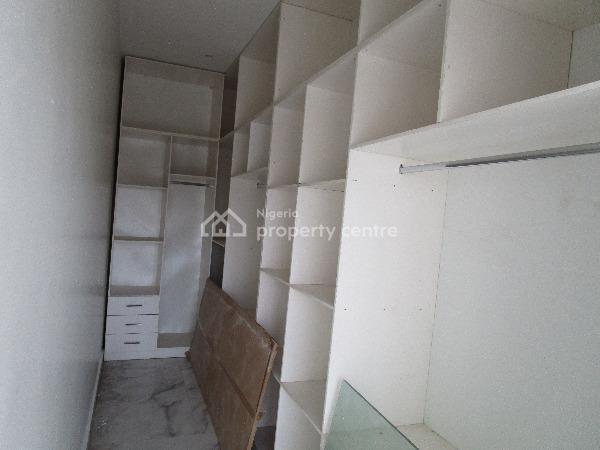 5 Bedroom Detached Duplex with a Room Bq and Excellent Facilities, Pinnock Beach, Osapa, Lekki, Lagos, Detached Duplex for Sale