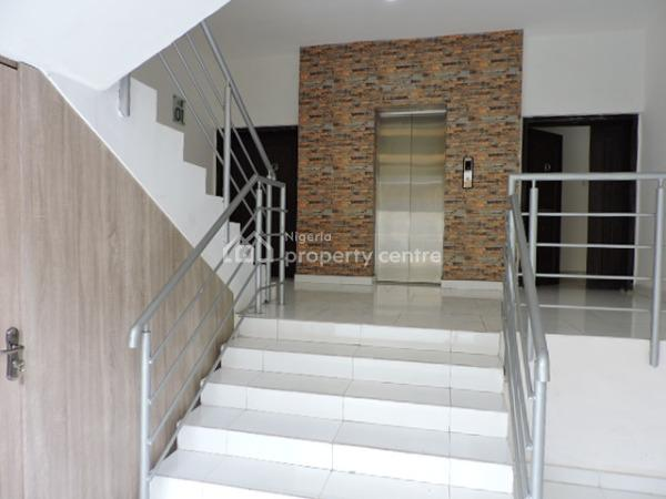 a Well Finished 3 Bedroom Luxury Apartments with 1 Room Bq for Rent in Dideolu Estate, Victoria Island, Providence Court, Dideolu Estate, Oniru, Victoria Island (vi), Lagos, Flat for Rent