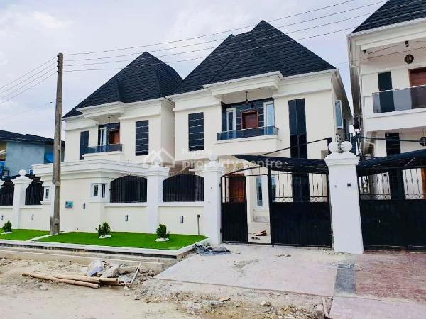 4 Bedroom Lovely Detached Duplex, Bera Estate Chevron, Chevy View Estate, Lekki, Lagos, Detached Duplex for Sale