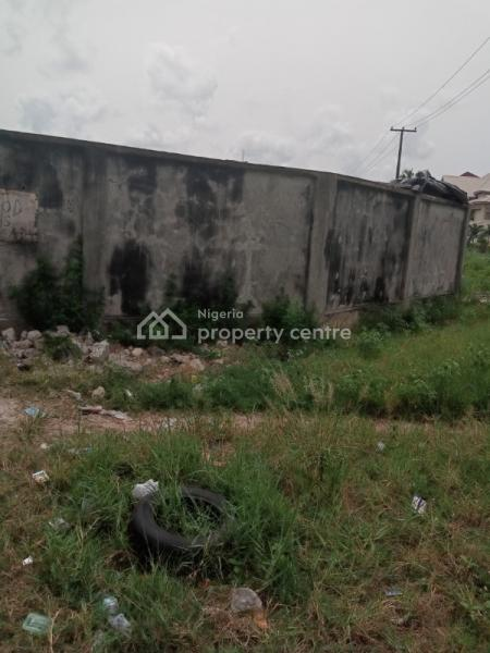 614sqm with Deed and Survey, By World Oil Road, Ilasan, Lekki, Lagos, Residential Land Joint Venture