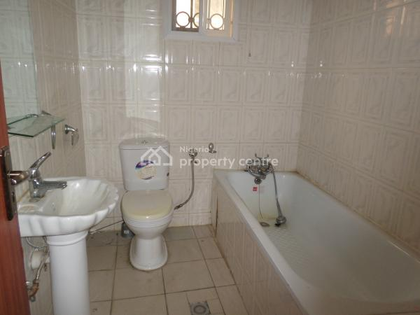5 Bedrooms + 2 Room Bq with Generator & Air-conditioning, Wuse 2, Abuja, Detached Duplex for Rent
